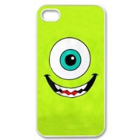 Mike Wazowski Monster Inc Movie Iphone 4/4s Case
