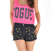 Tank - Vogue - T-shirts & Tanks - Women - Modekungen - Fashion Online | Clothing, Shoes & Accessories