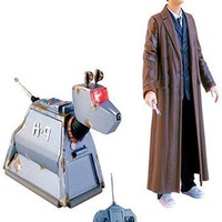Doctor Who Underground Toys 5 Inch Figure The Doctor  K-9 R/C Set