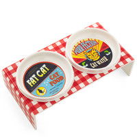 Pet Picnic Feeding Bowl Set | Mod Retro Vintage Pet Accessories | ModCloth.com