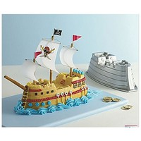 Nordic Ware Pirate Ship Cake Pan - 59224