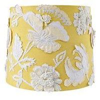 Corsage Table Shade in Table Lamps | The Land of Nod