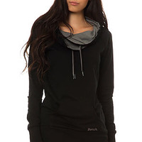 Bench Sweater Copiofun Funnelneck in Black