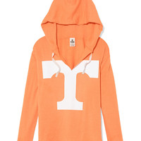 University of Tennessee Vintage Tunic Hoodie - PINK - Victoria's Secret