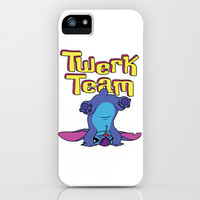 Alien Twerk Team iPhone & iPod Case by LookHUMAN