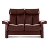 Stressless Eldorado Loveseat, Highback