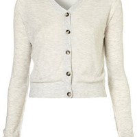 Knitted Fine Stitch Cardigan - New In This Week  - New In  - Topshop