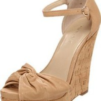 Nine West Women's Letitgo Wedge Sandal