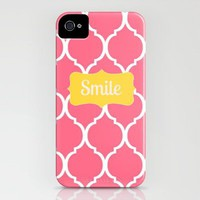smile iPhone Case by Taylor St. Claire | Society6