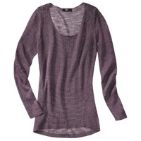 Mossimo® Women's Tunic Pullover Sweater - Assorted Colors