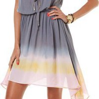 INDAH BENA KEYHOLE SUN DRESS > Womens > Clothing > New | Swell.com