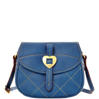 Dooney & Bourke Quilted Florentine Flap Crossbody