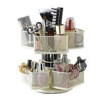 Nifty Cosmetic Organizing Carousel