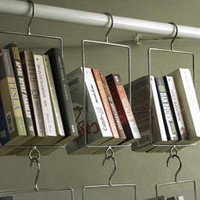 UNAL AND BOLER BOOK HANGERS | Inhabitat - Green Design Will Save the World