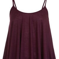Salt and Pepper Cami Top - Miss Selfridge