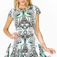 Alice McCall Azotic Topaz Dress