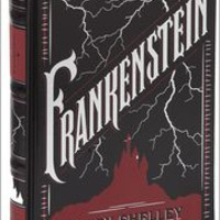 Frankenstein (Barnes & Noble Leatherbound Classics Series), Barnes & Noble Leatherbound Classics Series, Mary Shelley, (9781435136168). Hardcover - Barnes & Noble