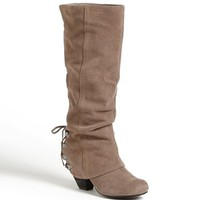 Women's Naughty Monkey 'Fall Fever' Boot, Size 7.5 M - Beige