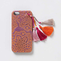Anthropologie - Tasseled iPhone 5 Case