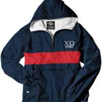 Adam Block Design  » Chi Omega Name Windbreaker
