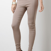 Guarded Bond High Waisted Pants
