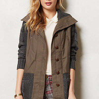 Anthropologie - Dorsey Sweater Jacket