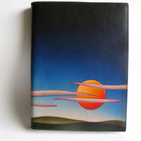 Sunburst Journal / Sketch Book