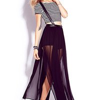 Striking Faux Leather Overall Dress | FOREVER 21 - 2000129721