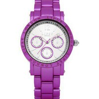 Lipsy Anodised Coloured Watch - Lipsy