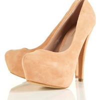 SULTRY High Platform Courts - High Heels - Heels - Shoes - Topshop