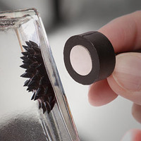 Ferrofluid Magnetic Display