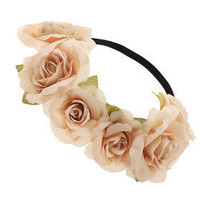 Large Flower Headband - New In - Topshop