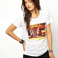 Obey | Obey Graffiti Art T-Shirt at ASOS