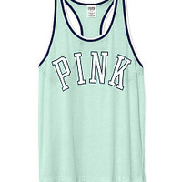 Athletic Racerback Tank - PINK - Victoria's Secret
