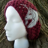 Unicorn Slouchy Hat