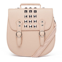 Blush Studded Crossbody by Steve Madden