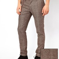 Farah Vintage | Farah Vintage Trousers in Tweed - EXCLUSIVE at ASOS
