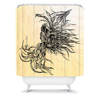 DENY Designs Home Accessories | Brandon Dover Untethered Shower Curtain