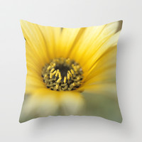 Flower #1 Throw Pillow by Bruce Stanfield