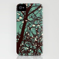 Night Lights iPhone Case by elle moss | Society6