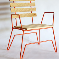 701 cafe chair