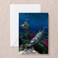 Ocean World 1 Greeting Cards (Pk of 10)> Oceanworld 1> Gatterwe
