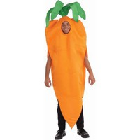 Adult Carrot Costume - One Size Fits Most