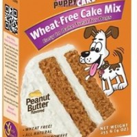 Puppy Cake Wheat-free Peanut Butter Cake Mix and Frosting:Amazon:Pet Supplies