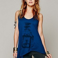 We The Free   Waterfall Graphic Tank at Free People Clothing Boutique
