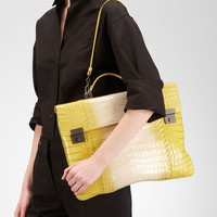 Duchesse Cocco Glacé Studio'73 Bag - Women's Bottega Veneta® Top Handle Bag - Shop at the Official Online Store