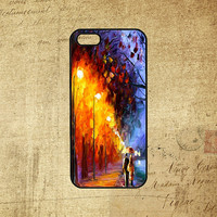 Romantic Love Painting Custom iphone 4 case, iphone 5S case,iphone 5 case,samsung galaxy s4 case,samsung galaxy s3 Case,samsung note 2 case