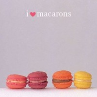 I Love Macarons:Amazon:Books