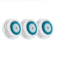 Clarisonic Deep Pore Cleansing Brush Head 3 Pack (White Box):Amazon:Beauty