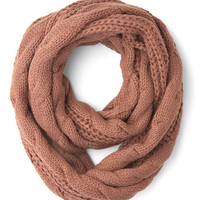 Coffee Shop Regular Circle Scarf | Mod Retro Vintage Scarves | ModCloth.com